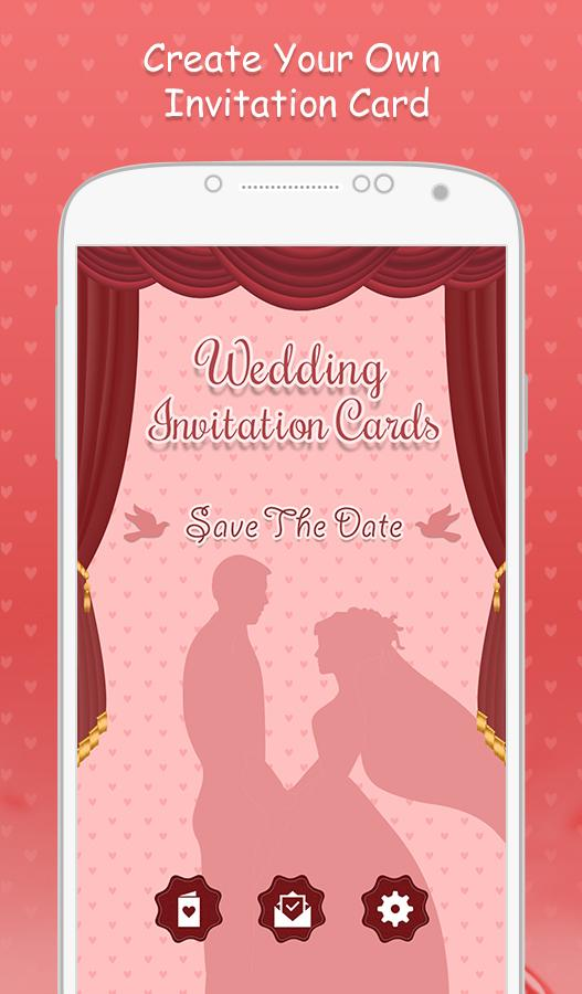 Wedding invitation cards android apps on google play wedding invitation cards screenshot stopboris Images