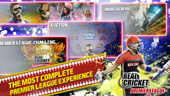 Real Cricket™ Premier League- screenshot thumbnail