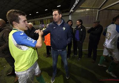 """Jarno Molenberghs over zijn nieuwe coach Stijn Stijnen: """"Ik heb er een goed gevoel bij"""""""