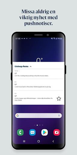 Gu00f6teborgs-Posten 5.1.0 screenshots 4