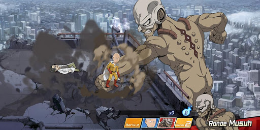 ONE PUNCH MAN: The Strongest (Authorized) 1.1.1 screenshots 8