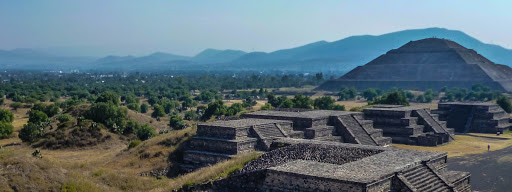 Teotihuacan, Archaeological Site