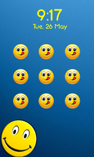 Emotiロックパターン