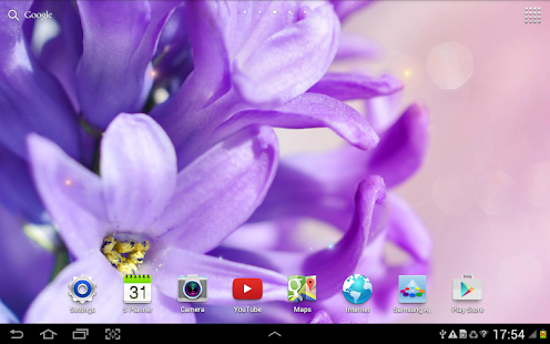 Lilac live wallpaper- screenshot thumbnail