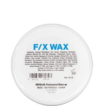 Kryolan F/X WAX 140g
