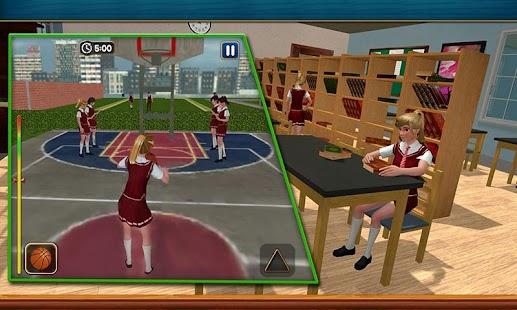 Virtual High School Girl - náhled