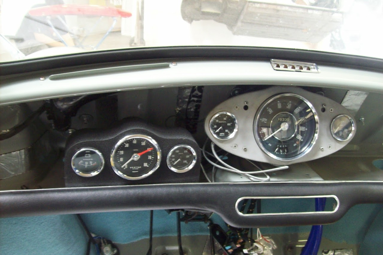 New Smiths Rvc Tachometer Wiring Question