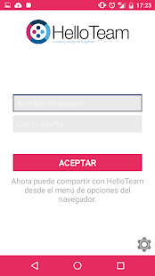 HelloTeam- screenshot thumbnail
