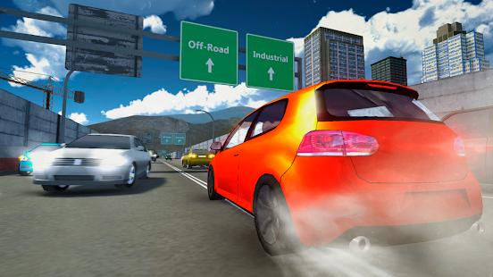 Extreme Urban Racing Simulator - náhled