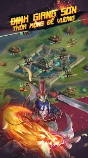 Công Thành Xưng Đế Mobile - náhled