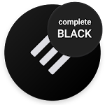 Swift Black Substratum Theme +Oreo & Samsung theme 13.5 (Patched)