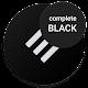 Swift Black Substratum Theme +Oreo & Samsung theme apk