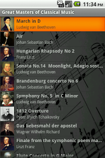 Masters of Classical Music - screenshot thumbnail