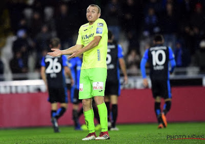Kevin Vandendriessche n'était pas convaincu de la prestation d'Ostende