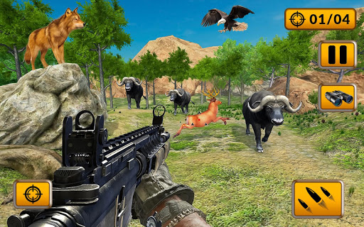 Wild Animal Hunt 2020: Dino Hunting Games  screenshots 24
