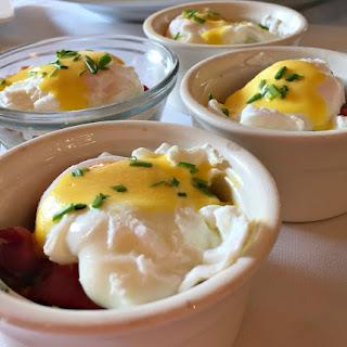 Individual Mashed Potato Breakfast Ramekins.
