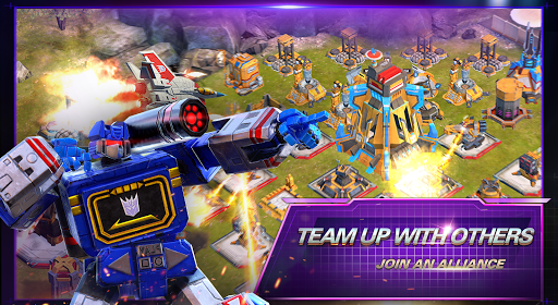 Transformers:Earth War 1.9.0.66 screenshots 8