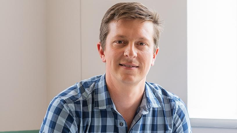 Gareth Taylor, country manager for Taxify in SA.