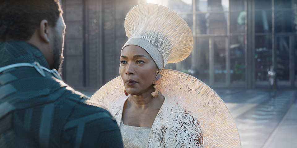 3D Printing Fashion for Marvel's Black Panther Movie