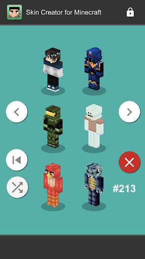 Skin Creator for Minecraft 1.1 screenshots 7