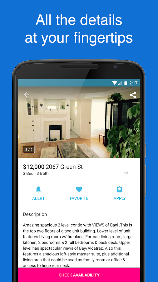 Zumper - Apartment Finder- screenshot