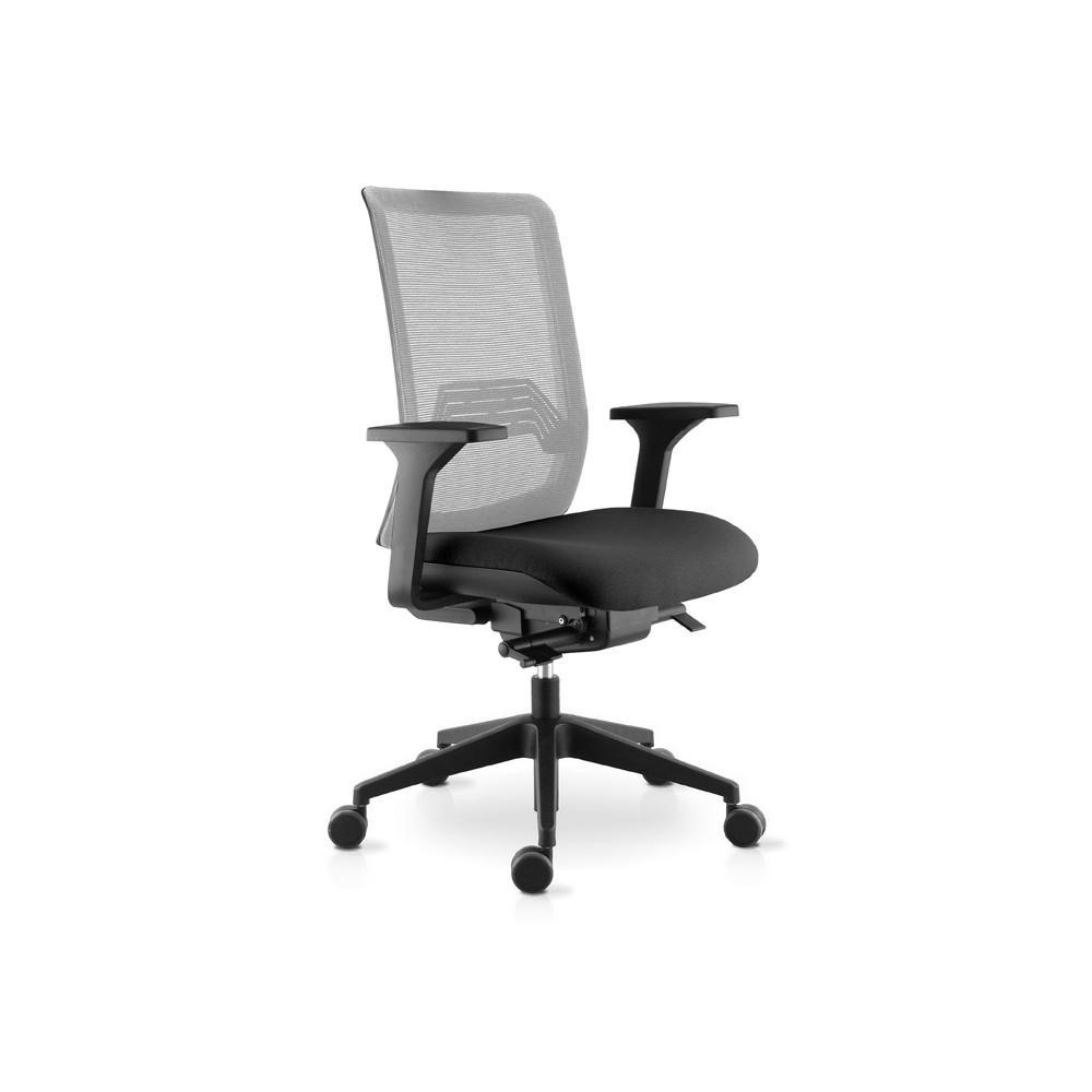 fauteuil bureau en résille pour locaux professionnels