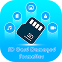 Repair SD Card Damaged Formatter icon