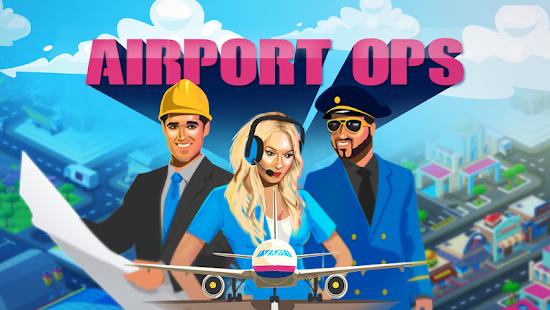 %name Airport Ops v1.24 Mod APK