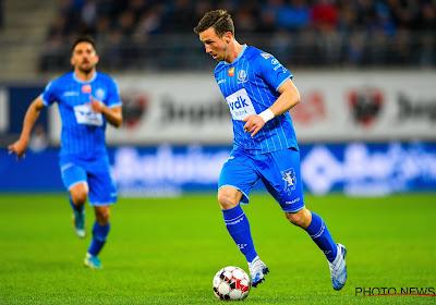 Sur le départ, Brecht Dejaegere peut compter sur l'intérêt de plusieurs clubs de Pro League