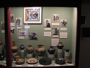 Photo: The Millicent Rogers Museum had the best assortment of Native American art we have ever seen, perhaps better than the Heard.  Millicent was the socialite granddaughter of a Standard Oil tycoon.