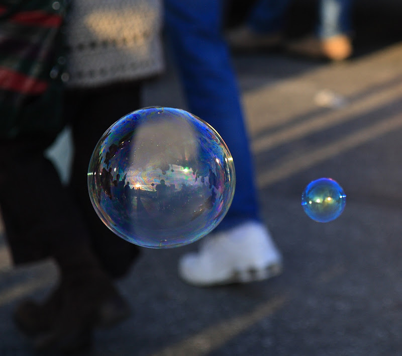 Tutto in una bolla di manolina