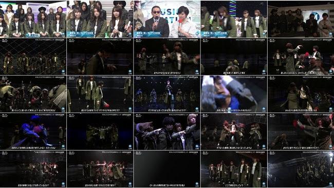 190222 (720p+1080i) 欅坂46 – Music Station