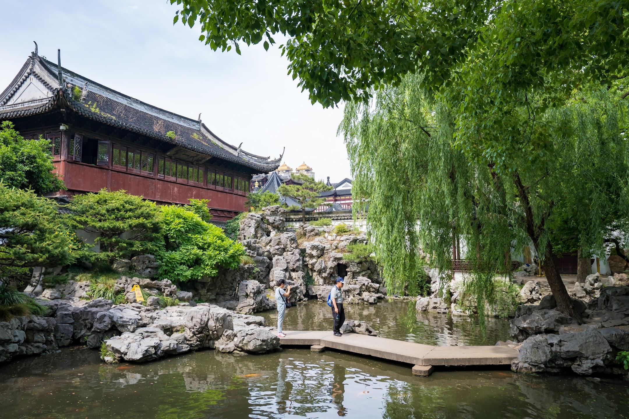 上海 豫園3