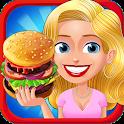 Burger Go - Fun Cooking Game icon