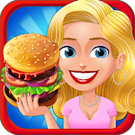 Burger Go - Fun Cooking Game Icon