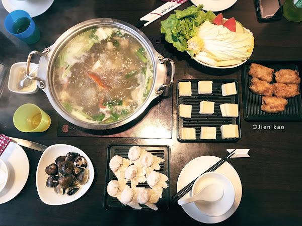 竹美雞煲蟹:溫體土雞肉和鮮美紅蟳的高級湯頭・港式風格火鍋・店家自製火鍋料・聚餐好選擇