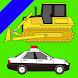 【のりもの・働く車で遊ぼう】はたらくくるまブーブー - Androidアプリ