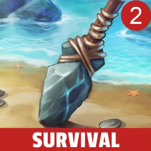 Jurassic Survival Island 2: Dinosaurs & Craft