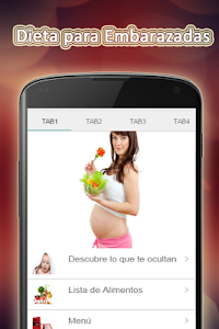 Diet for Pregnant Women screenshot 10