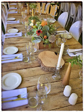 Photo: Amazing rustic meets chic decor
