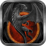 Gothic Dragon Live Wallpaper