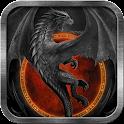 Gothic Dragon Live Wallpaper icon