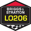 Jetting for LO206 Briggs & Stratton LO206 Kart icon