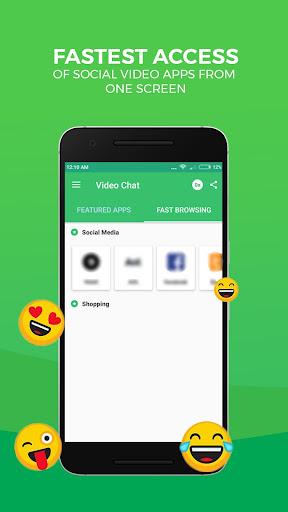 The Video Messenger App 0.0.1 screenshots 5