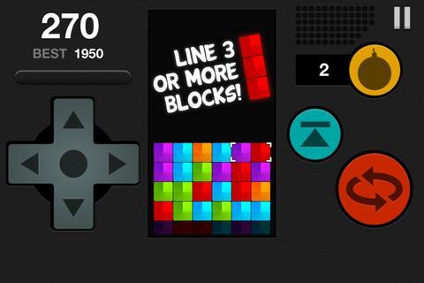 Block Attack - Free Matching Puzzle Game screenshot 1