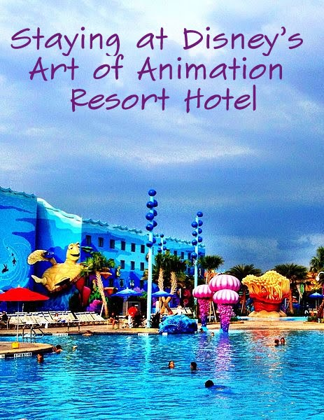 finding nemo pros and cons Disney's art of animation resort: little mermaid room : pros/cons - see  room  tip: rooms in the finding nemo area are close to the big pool and food court.