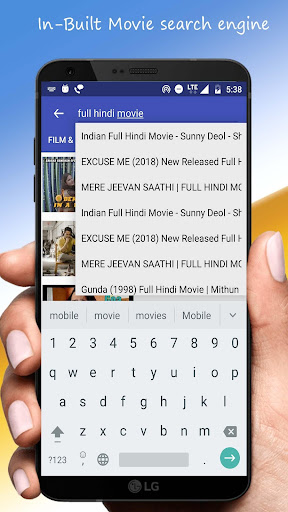 hindi movie search and download