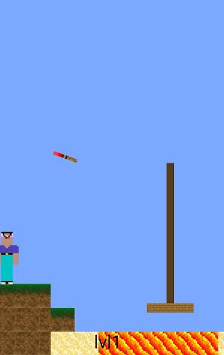 Noob Torch Flip 2D screenshots 1