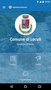 Download Comune di Loculi for Windows Phone apk screenshot 2