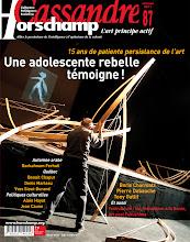 Photo: © Olivier Perrot Cassandre/Horschamp 87 http://www.horschamp.org Performance Denis Tricot samedi 10 septembre pour les 15 ans de la revue Cassandre/Horschamp